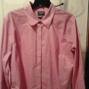 Chaps Checkered Shirt Men's size 2x